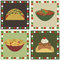 Stock Image : Mexican food decorations