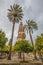 Stock Image : Mezquita-Cathedral Minaret, Cordoba III
