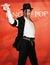 Stock Image : Michael Jackson