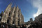 Stock Image : Milan, Italy - Piazza Duomo - Cathedral