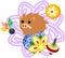 Stock Image : The Mini Animal -Boar-
