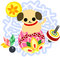Stock Image : The Mini Animal  -Dog-