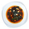 Stock Image : Miso soup top view