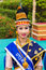 Stock Image : Miss Lao New Year 2014