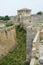 Stock Image : Moat and Kiliya gate of medieval turkish fortress,Ukraine