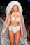 Model Kate Upton walks runway at the Beach Bunny Swimsuit Collection for Spring/ Summer 2012