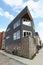 Stock Image : Modern Dutch home in Leiden