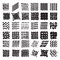 Stock Image : Modern texture.