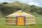 Stock Image : Mongolia yurt