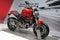 Motorcycle Ducati Monster 821