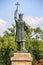 Stock Image : Monument of Stefan cel Mare in Chisinau, Moldova