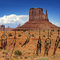 Stock Image : Monument Valley Navajo tribal park
