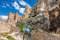 Stock Image : Morella Castle in Spain