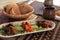 Stock Image : Moroccan Salad