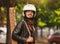 Stock Image : Motorcyclist