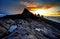 Stock Image : Mount Kinabalu