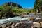 Stock Image : Mountain river