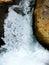 Stock Image : Mountain river, Switzerland
