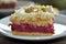 Stock Image : Mulberry Pie