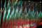 Stock Image : Multi-colored LED lights