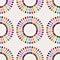Stock Image : Multicolor Pattern