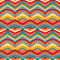 Stock Image : Multicolored tribal pattern