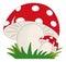 Stock Image : Mushroom