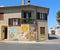 Stock Image :  Muurmuurschildering in San Sperate