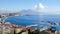 Stock Image : Naples panoramic view