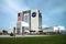 Stock Image : NASA Vehicle Assembly Building