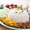 Stock Image : Nasi lemak