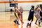 Stock Image : NCAA Women's Basketball