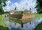 Stock Image : Nesvizh Castle, Belarus
