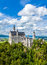 Stock Image : Neuschwanstein castle