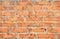 Stock Image : New brick wall