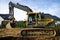 Stock Image : New soil for home garden