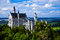 Stock Image : Neuschwanstein Castle(New Swanstone Castle)