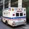 Stock Image : New York Ambulance