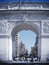 Stock Image : NEW YORK - MARCH 9: Washington Square, with Empire state buildin