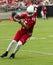Stock Image : NFL Arizona Cardinals Football Pre-season Training Camp Practice