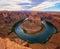 Stock Image : Nice Image of Horseshoe Bend
