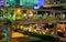 Stock Image : Night city