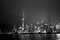 Stock Image : Night of Shanghai City