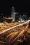 Stock Image : Night View in Beijing