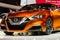 Stock Image : Nissan Concept Sports Sedan