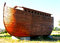 Stock Image : Noahs Ark model