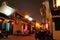 Shantangjie Street night