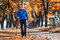 Stock Image : Nordic walking