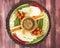 Stock Image : Northern Thai Green Chilli Dip