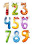 Stock Image : Numbers For Kids